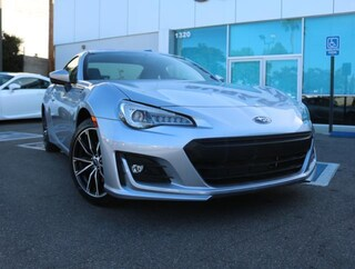 New 2018 Subaru BRZ Limited Coupe Glendale, CA