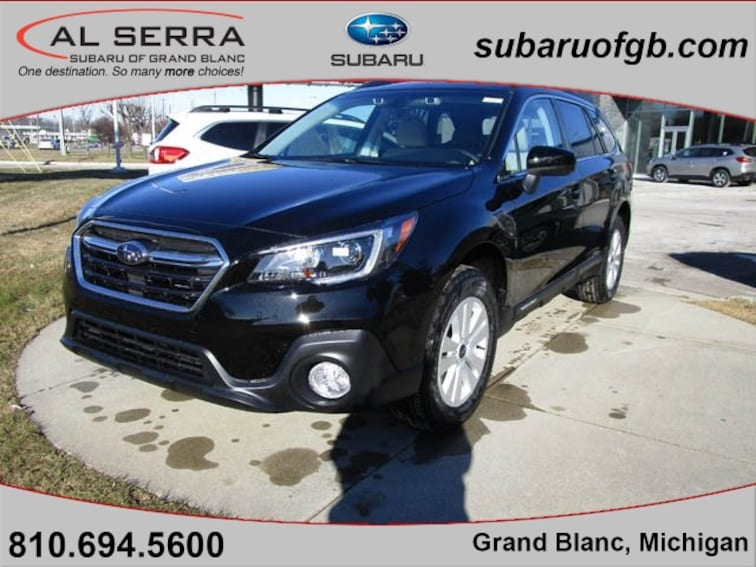 New 2019 Subaru Outback 2.5i Premium SUV in Grand Blanc, MI