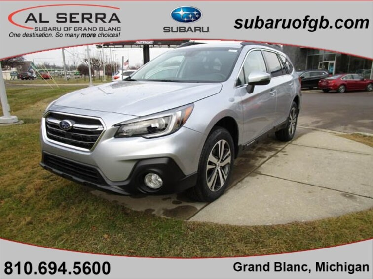 New 2019 Subaru Outback 2.5i Limited SUV in Grand Blanc, MI