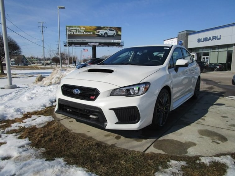 New 2019 Subaru WRX STI Sedan in Grand Blanc, MI
