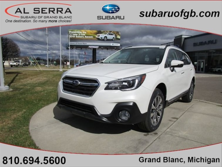 New 2019 Subaru Outback 2.5i Touring SUV in Grand Blanc, MI