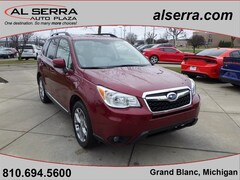 Used 2016 Subaru Forester 2.5i Touring SUV JF2SJAXC7GH431640 for Sale in Grand Blanc, MI