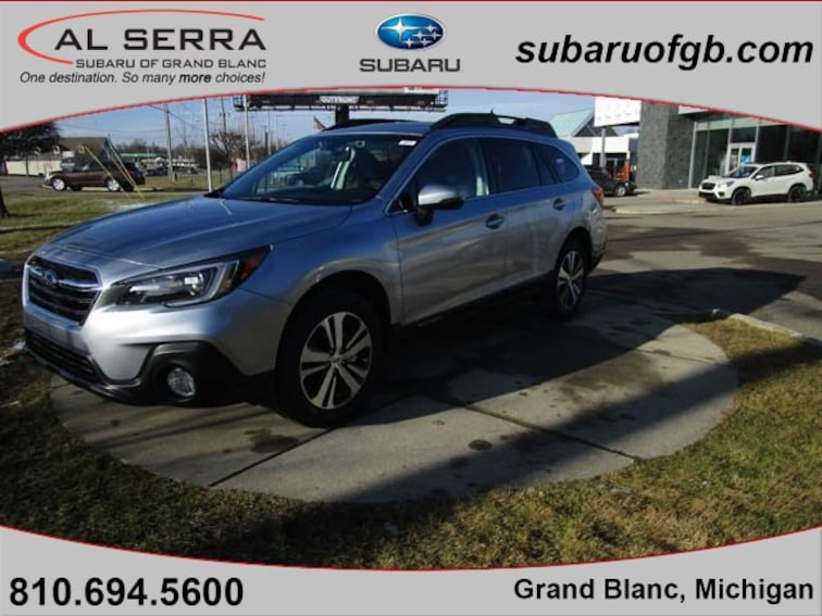 New 2019 Subaru Outback 2.5i Limited SUV in Grand Blanc, MI
