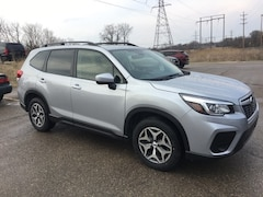 Used 2019 Subaru Forester Premium SUV JF2SKAEC8KH408926 for Sale in Grand Blanc, MI