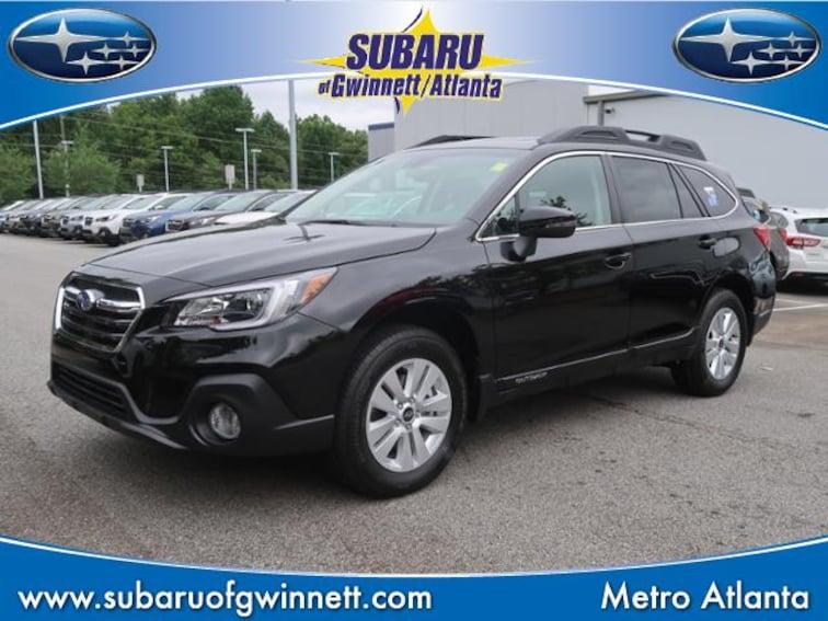New 2019 Subaru Outback 2.5i Premium SUV in Atlanta, GA