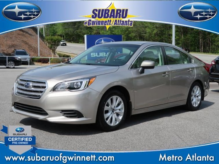 Used 2016 Subaru Legacy 2.5i Premium Sedan in Atlanta, GA