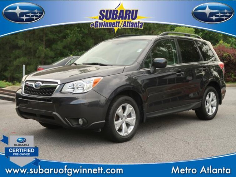 Used 2016 Subaru Forester Limited W/Navigation SUV in Atlanta, GA