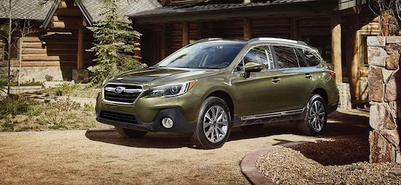 2019 Subaru Outback vs 2019 Subaru Crosstrek | What's the