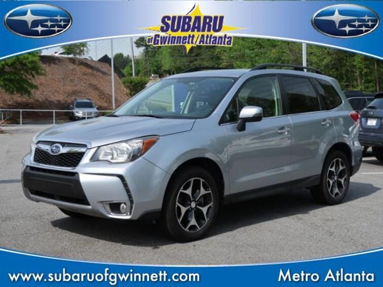 Used 2014 Subaru Forester XT Turbo W/Navigation SUV in Atlanta, GA