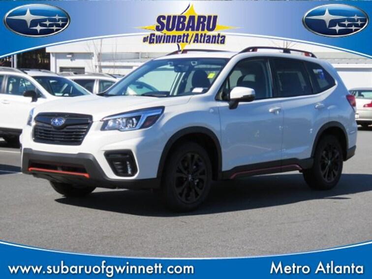 New 2019 Subaru Forester Sport SUV in Atlanta, GA