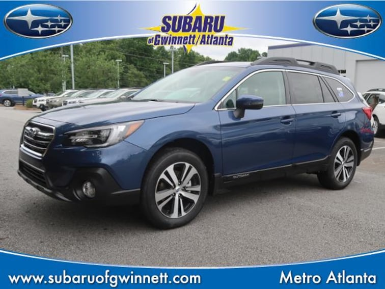 New 2019 Subaru Outback 2.5i Limited SUV in Atlanta, GA