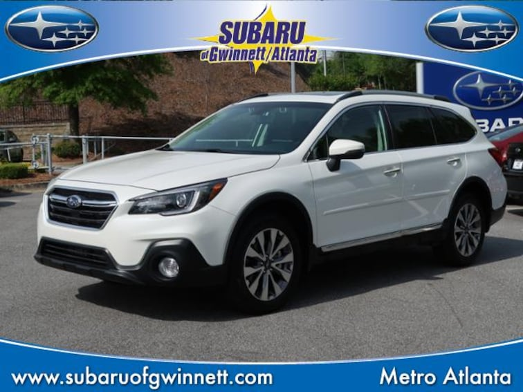 Used 2018 Subaru Outback 3.6R Touring W/Navigation/Eyesight/RAB/Heated Stee SUV in Atlanta, GA