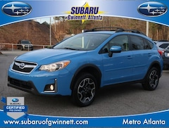 Certified Used 2017 Subaru Crosstrek SUV S11411 in Atlanta, GA