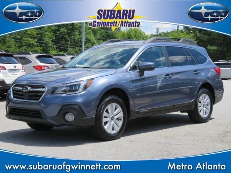Used 2018 Subaru Outback Premium W/Navigation/Eyesight/Blindspot/Rcta SUV in Atlanta, GA