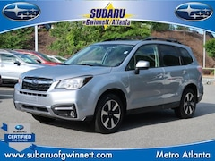 2018 Subaru Forester Premium W/Eyesight/Blindspot/Rcta SUV For Sale Near Atlanta