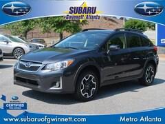 2016 Subaru Crosstrek Limited W/Navigation/Eyesight/Push Button Start SUV For Sale Near Atlanta