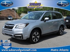 Certified Used 2018 Subaru Forester in Atlanta, GA