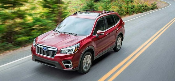 2019 Subaru Forester vs 2018 Subaru Forester | What's the