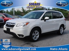 Used 2016 Subaru Forester For Sale Near Gwinette