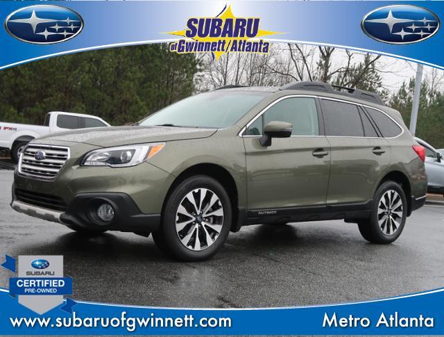 2017 Subaru Outback Limited W/Navigation/Eyesight/RAB SUV