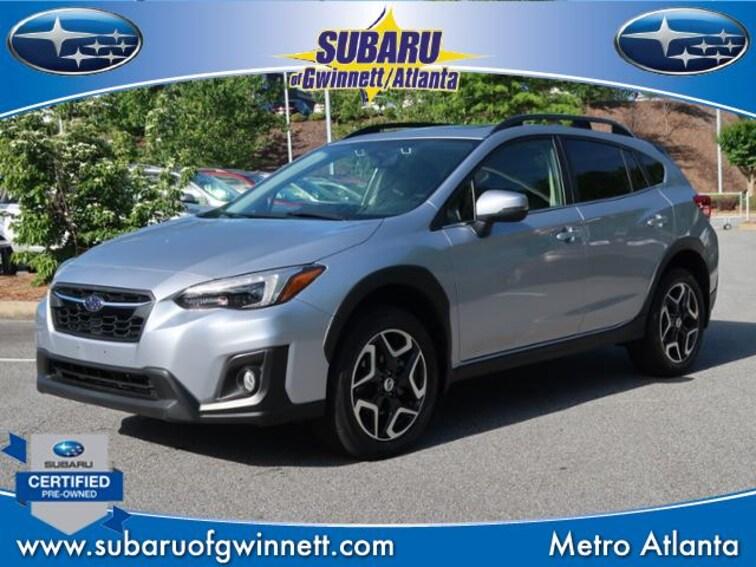 Certified Used 2018 Subaru Crosstrek 2.0i Limited CVT SUV in Atlanta, GA