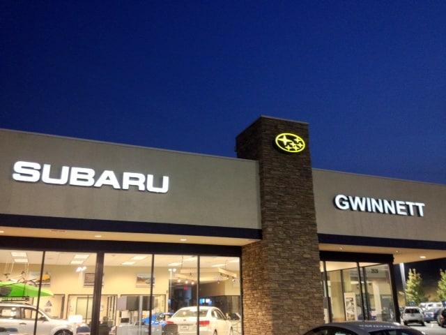 Auto Loans Subaru Leases In Duluth Ga Near Atlanta