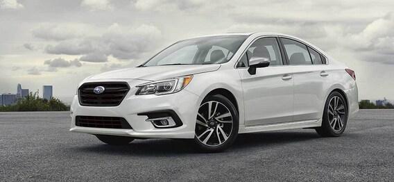 2019 Subaru Impreza vs 2019 Subaru Legacy | What's the