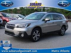 2018 Subaru Outback 3.6R Limited W/Navigation/Eyesight/RAB/Remote Star SUV For Sale Near Atlanta