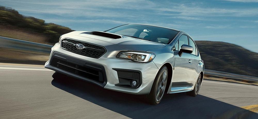 2019 Subaru Wrx Vs 2019 Subaru Wrx Sti What S The Difference