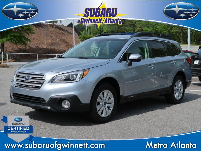2017 Subaru Outback Premium W/Navigation/Eyesight/Blindspot SUV