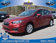 Certified Used 2018 Subaru Impreza in Atlanta, GA