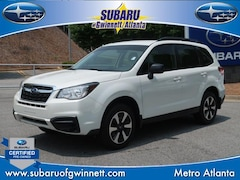 Used 2018 Subaru Forester For Sale Near Gwinette