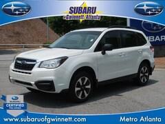 Used 2018 Subaru Forester For Sale Near Atlanta