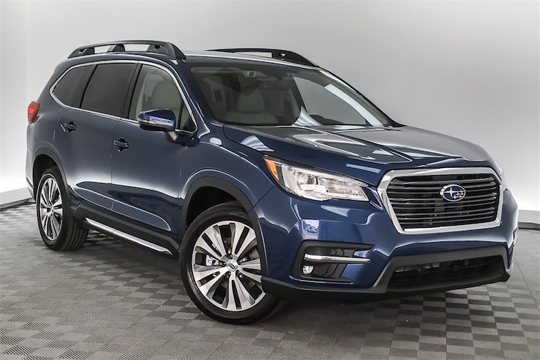 New 2019 Subaru Ascent Limited 8-Passenger SUV Hardeeville