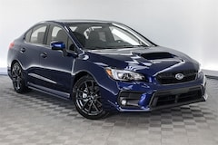 new 2019 Subaru WRX Limited Sedan for sale near Hilton Head Island