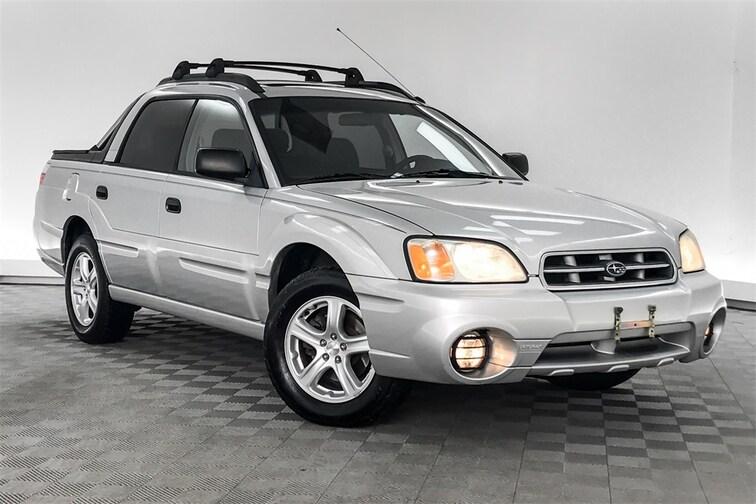 Used 2006 Subaru Baja Sport Truck Hardeeville