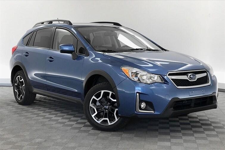 Used 2017 Subaru Crosstrek 2.0i Premium SUV Hardeeville