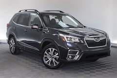 new 2019 Subaru Forester Limited SUV for sale near Hilton Head Island