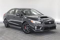 new 2019 Subaru WRX Premium Sedan for sale near Hilton Head Island