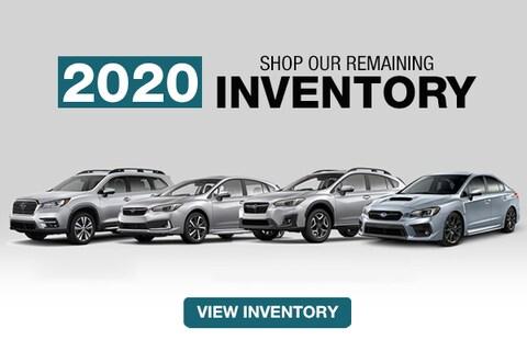 All 2020 models