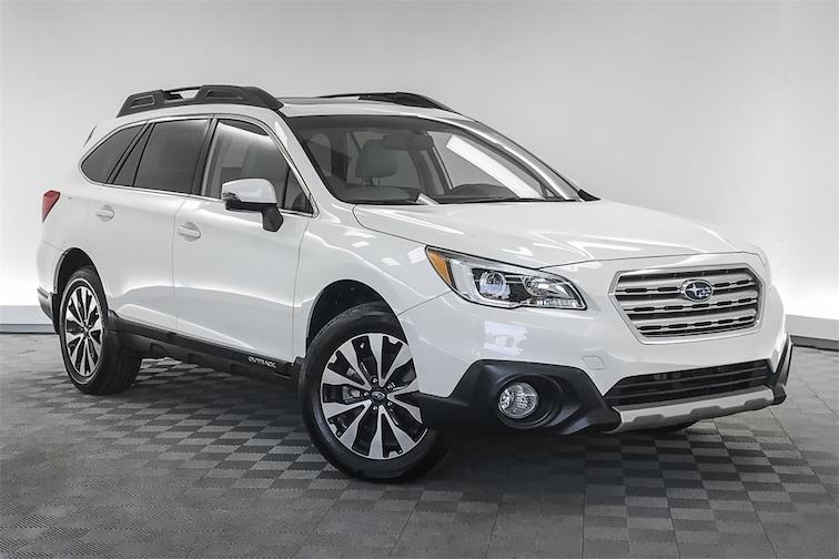 Used 2016 Subaru Outback 2.5i SUV Hardeeville