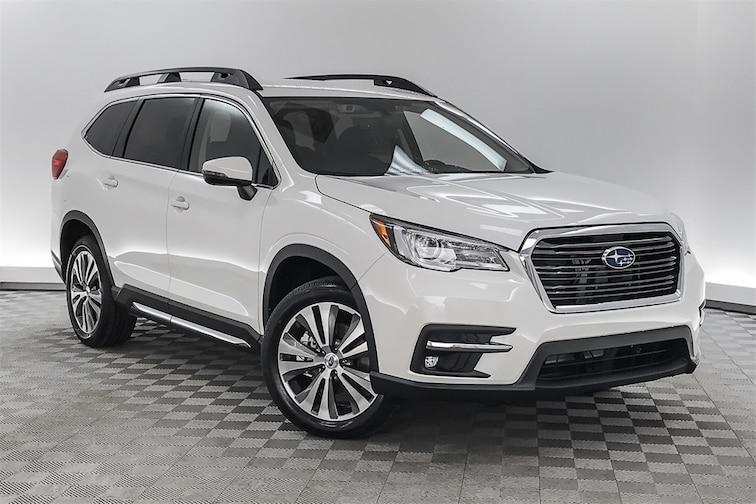 New 2019 Subaru Ascent Limited 8-Passenger SUV Hardeeville