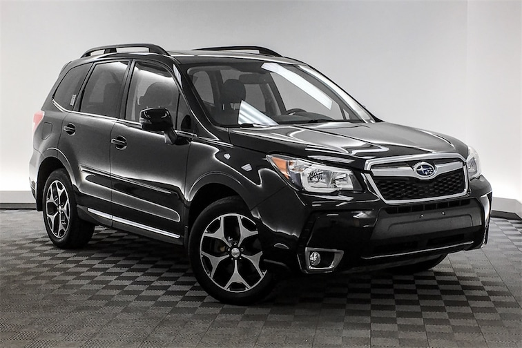 Used 2015 Subaru Forester 2.0XT Touring SUV Hardeeville