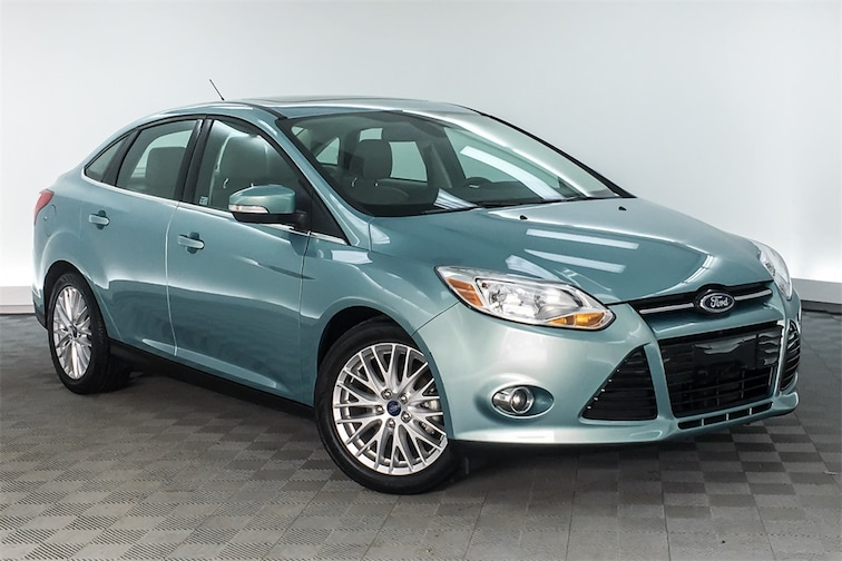 Used 2012 Ford Focus SEL Sedan Hardeeville