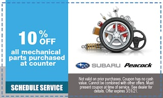 10% off Mechanical Parts