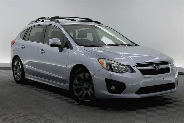 Used 2014 Subaru Impreza 2.0i Hatchback Hardeeville