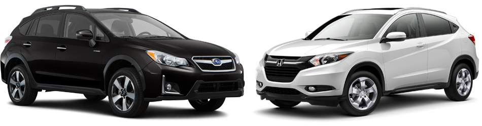 Crosstrek Vs Outback >> Compare 2017 Subaru Crosstrek vs 2017 Honda HR-v Hilton Head Island