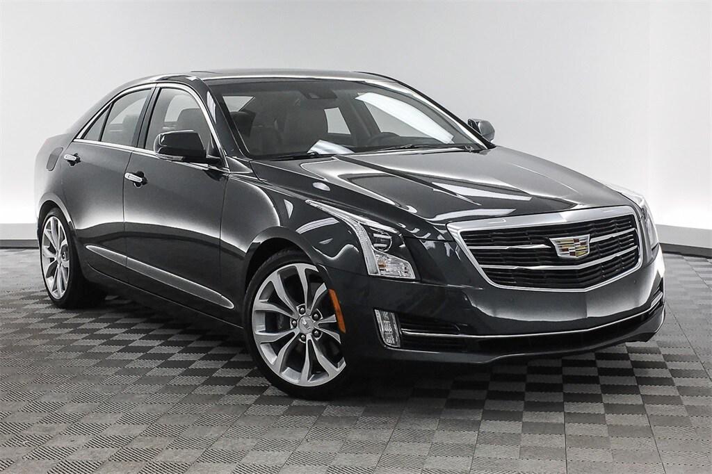 2017 Cadillac ATS 3.6L Premium Sedan