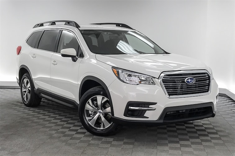 New 2019 Subaru Ascent Premium 8-Passenger SUV Hardeeville