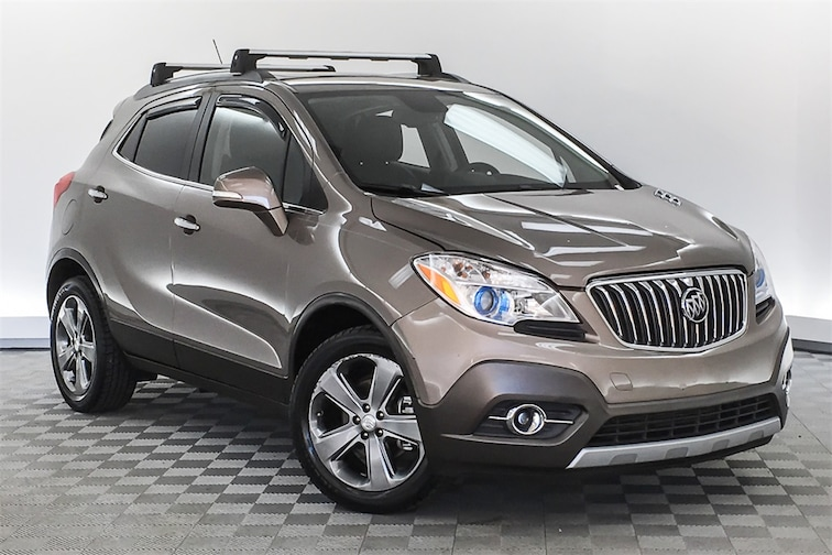 Used 2014 Buick Encore Convenience SUV Hardeeville